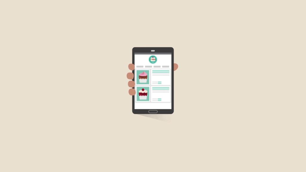 mobile responsive - mobile